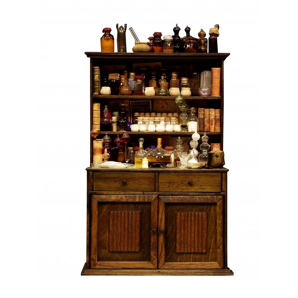 L'armadio dell'alchimista