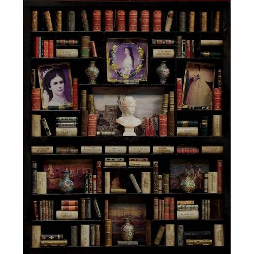 Minima Libraria dedicata alla Principessa Sissi