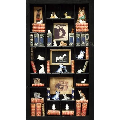 Minima Libraria Io gatto
