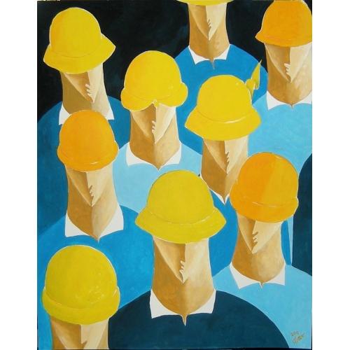 Cappelli gialli
