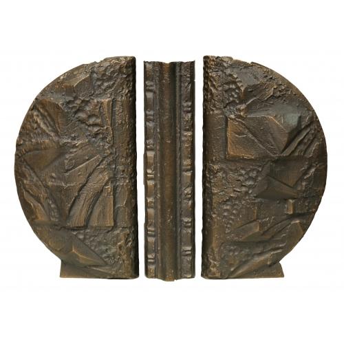 Agorà (bronzo patinato)