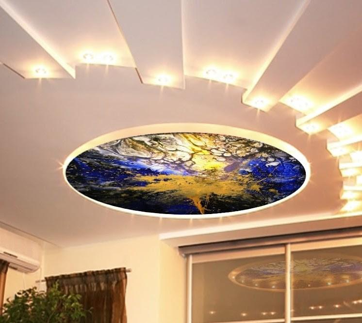 Un soffitto ad Arte 'su Misura'